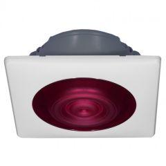 Diff. sonore pr alarme incendie Prog Mosaic - encastré - avec flash - classe B