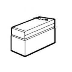 Batterie plomb - 12 V - 12 Ah