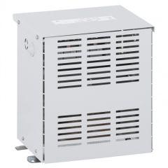 Transfo sép circuit mono protégé hosp - prim 230 V/sec 230 V - 6,3 kVA