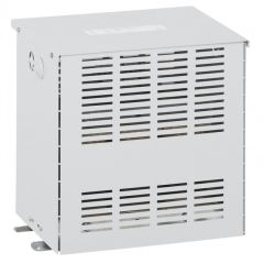 Transfo sép circuit mono protégé hosp - prim 400 V + N/ sec 230 V + N - 8 kVA