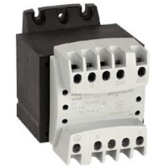 Transfo équipement sécu mono - prim 230/400 V/sec 24 V - 100 VA