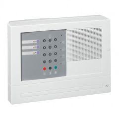Centrale alarme intrusion filaire - 3 boucles - sirène intégrée