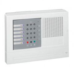 Centrale alarme intrusion filaire 6 boucles - multidétection - NF et A2P type 1