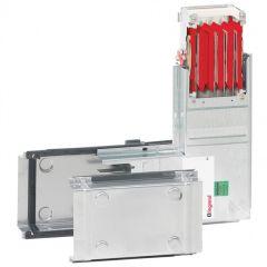 Coude vertical - Type A - canalisation préfabriquée MR 400 A