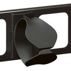 Bracelet guide-câbles - 2 U - section utile 4070 m² - plastique - LCS²