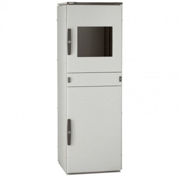 armoire pc ip55 ik10 1600x600x600 mm ral 7035 achat vente legrand 047400. Black Bedroom Furniture Sets. Home Design Ideas