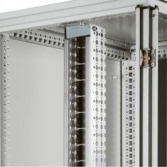 Montants fonctionnels réduits (2) pour armoires Altis prof. 400 et 500 mm