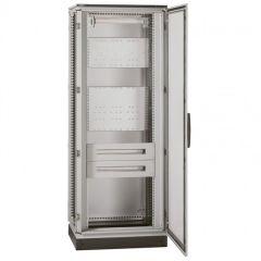 Cadre support plastrons pour armoires Altis larg. 800 mm - RAL 7035