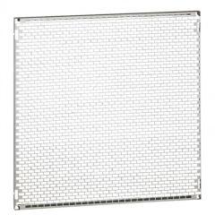 Plaque perforée Lina 25 - pour armoire Altis larg. 1000 mm - H. 1000 mm